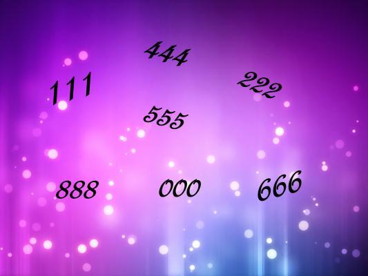 Suite de chiffres